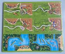 Carcassonne Mini Expansion - Markets of Leipzig, Brand New with English Rules