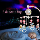 Kid+Crib+Cot+Song+LED+Light+Musical+Mobile+Baby+Rattle+Toys+Sleep+Bed+Bell+Gift