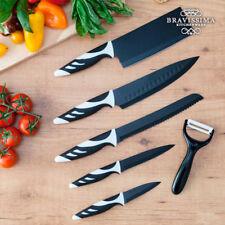 Cuchillos Bravissima Kitchen C01024 (6 piezas)