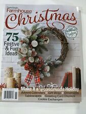Country Sampler Farmhouse Style Christmas Special Issue 2020 Magazine