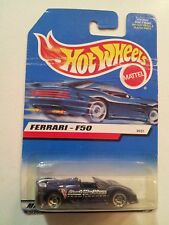 Ferrari F50 * LEO India * packaging blister HOT WHEELS INDIA DW3 wheels 1998