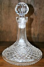 Waterford Crystal Ships Decanter. 474 /868
