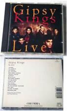 GIPSY KINGS Live .. 1992 Sony CD TOP