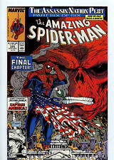 Amazing Spiderman #325 NM+ Marvel Comics Todd McFarlane 1989