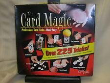 Card Magic Professional Card Tricks Royal Magic 2 Instructional Books 3 Decks