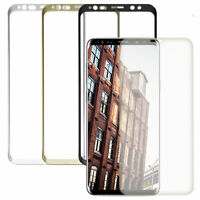 2x 3D Tempered Glass for Samsung Galaxy S9+ Full Cover Curved Screen Protector