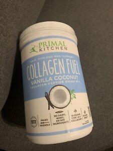 Collagen Fuel, Vanilla Coconut, 13.05 oz (370 g)