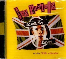 CD - SEX PISTOLS - Anarchy live