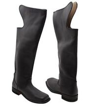 Napoleonic Wars, Riding Boots -- Size US 5 to US 15