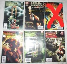 Cable & Deadpool U-PICK ONE #39,41,46,48 or 49 Marvel Issues PRICED PER COMIC