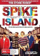 SPIKE ISLAND - DVD - UK British Comedy - R4 Ex Rental