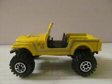 Yatming - 4x4 Jeep - #1092 - Loose - Light Wear