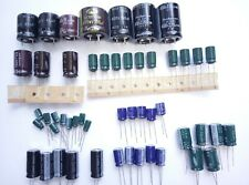 [1 lot]  50pcs of electrolytic capacitors 1uF-220uF radial HV 350V to 450V