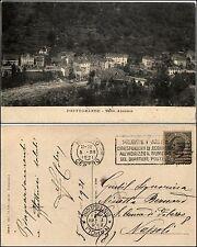 Pontegrande, Bannio Anzino, panorama Valle Anzasca, viag.1921