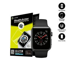 X-One Stealth Armor Screen Protector With Shock Protection For Apple Watch 42mm