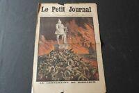 1 x Le Petit Journal SUPPLEMENT ILLUSTRE Numère 1.268 vom 11. AVRIL 1915 selten