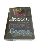 Peter S. Beagle ~ TLS with Inscribed 1st Edition of The Last Unicorn