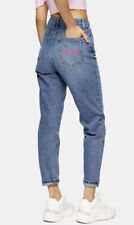 Topshop Premium Mom Tapered Jeans 90's Baby W30L30