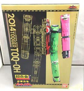 Power Rangers ToQger Chogokin DX Toq Oh Megazord Diecast Figure Bandai Tokkyuger