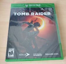 Shadow of the Tomb Raider~Microsoft Xbox One Game ~ Factory Sealed