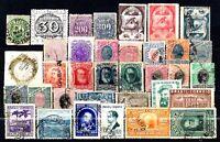 Brasile - Lotto da 120  francobolli - perfetti