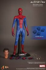 Hot Toys The Amazing Spider-Man Movie Masterpiece 1/6 Action Figure Peter Parker