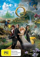 Oz - The Great And Powerful (DVD, 2013)