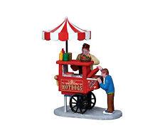 Lemax Hot Dog Cart (602) Weihnachtsdorf, Weihnachtsfiguren, Modellbau