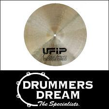 "UFIP Class Series 15"" Medium Crash Cymbal (860g) *2 YEAR WARRANTY!*"