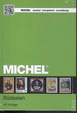 Michel Übersee Band 8 Teil 1 Südasien 2016, 40. Auflage, NEU in Farbe! Hardcover