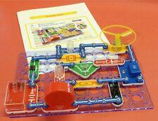 Kinder Elektronik Baukasten mit 244 Experimenten + deutsche ANLEITUNG      90-69