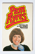 Pam Ayres The Ballad Of Bill Spinks Bedstead and Other Poems Vintage 1981 P/Back