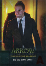 Arrow Season 2 Base Red Foil Parallel Chase Card - Pick One