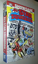 SHOWCASE PRESENTS: ALL STAR SQUADRON VOLUME 1  (DC 2012 TPB TP Roy Thomas)  VF+