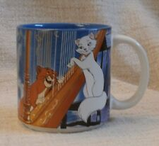 Disney The Aristocats Mug, Made in Japan, FREE US SHIPPING