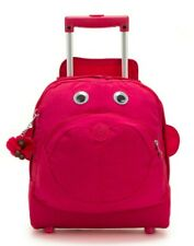 Kipling BIG WHEELY Wheeled School Bag - True Pink