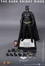 Hot Toys Batman Dark Knight Rises Bruce Wayne Christian Bale 1/6 DX12 US Seller