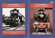 catalogo FULGUREX 1989 Precision Models Spur HO O 1           E D F  aa