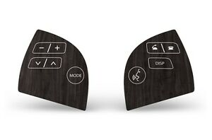 Steering Wheel Sticker Control Decal Repair Kit For Lexus ES350 2007-2012 DRK WD