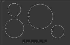 Bosch Nit3065Uc 30� Induction Cooktop with Touch Control, Black