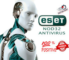 ESET NOD32 Internet Security 🔒 Antivirus License 🔑 2020 Key 🔥 1 Years 🔥 1 PC