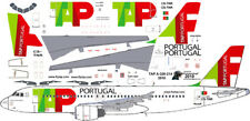 TAP Airbus A-320 decals for Revell 1/144 kit