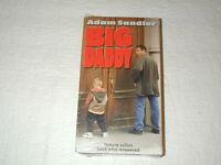 BIG DADDY ADAM SANDLER 1999 COLUMBIA COMEDY NEW SEALED VHS RARE HTF OOP