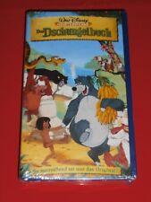 Das Dschungelbuch - Walt Disney's Meisterwerke + VHS +Video Kassette + NEU & OVP