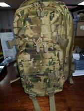 US Assault Pack Large MOLLE Backpack 20L Laser Cut Multi Cam