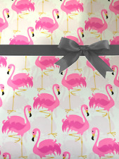 Flamingo Gift Wrap Wrapping Paper -16feet