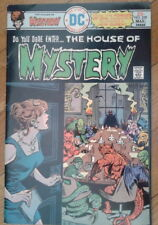 House of Mystery #239 DC Comics 1976 Jack Oleck Horror Mystery VG+ condition