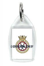 HMS RAIDER KEY RING (ACRYLIC)
