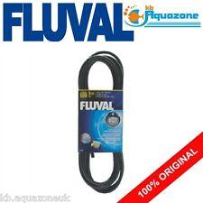 Fluval Airline Tubing 3m Gloss Black Fish Tank Aquarium