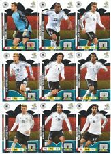 Panini Adrenalyn XL Euro EM 2012 Base Card Set Deutschland + Bonus